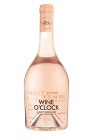 WINE O CLOCK ROSE MEDITERRANEE 150